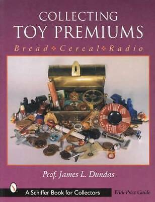 Vintage Toy Advertising Premiums Collector Guide incl Bread Cereal Radio & Other