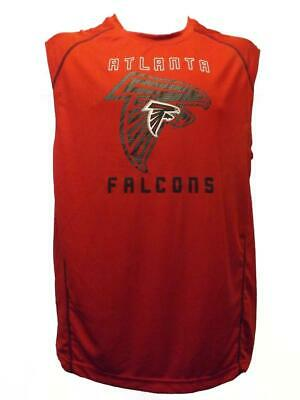 New NFL TEAM APPAREL Mens Atlanta Falcons TX3 Cool Performance Shorts S  free shipping