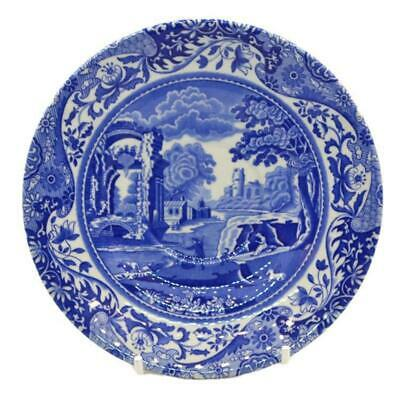 Spode china Blue and white Italian saucers