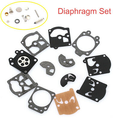 Gasket Carburetor Carb Repair Kit For Walbro WA SeriesCarby Diaphragm Chainsaw