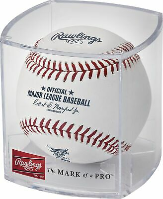 2019 MLB All-Star Game HOME RUN DERBY Rawlings Official Baseball in Cube Cubed
