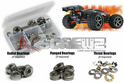 Hinge Pins VXL RE4 NEW TRAXXAS 1//16 E-REVO Bearings Axle