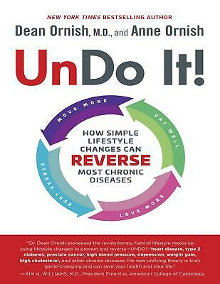 Undo It! 2019 - Dean Ornish, M.D. & Anne Ornish (E-B0K&AUDI0B00K||E-MAILED) #10