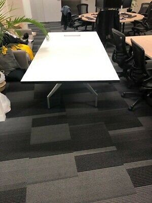 Boardroom Table Meeting Table 2500 x 1200 Office Furniture