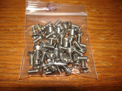 MXR Guitar Effects Pedal Screws Qty.50 Stainless Steel