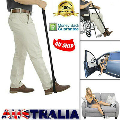 Handicap Lifter Leg Lifter Strap Thigh Elderly Lifting Devices Foot Loop Mover