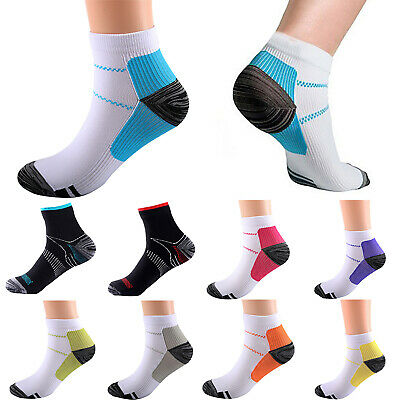 Plantar Fasciitis Foot Pain Relief Sleeves Heel Arch Ankle Sox Compression Socks