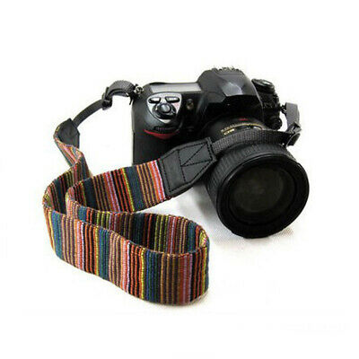 2pc Quick Strap Camera Shoulder Belt Neck Sling For SLR DSLR O Canon Sony NikonL