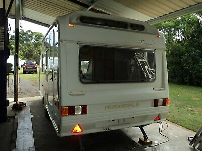2000 Avondale Kingfisher,12 Months Rego,Shower N Toilet,3 Berth,1450 Gtm