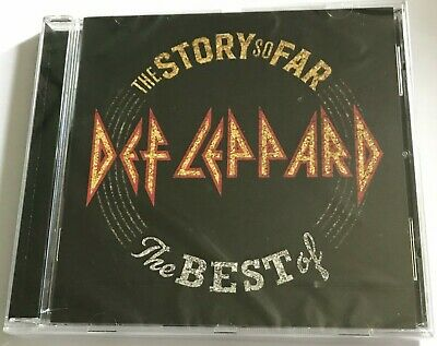 Def Leppard The Story So Far - Best Of CD New & Sealed