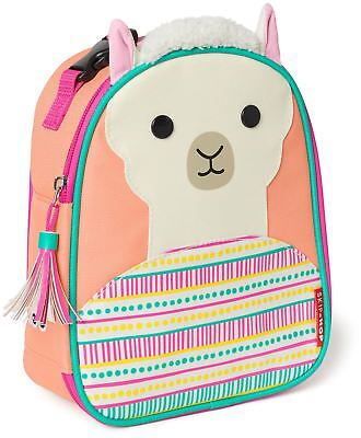 Skip Hop ZOO LUNCHIE INSULATED LUNCH BAG - LLAMA Kids Insulated Lunch Bags BN