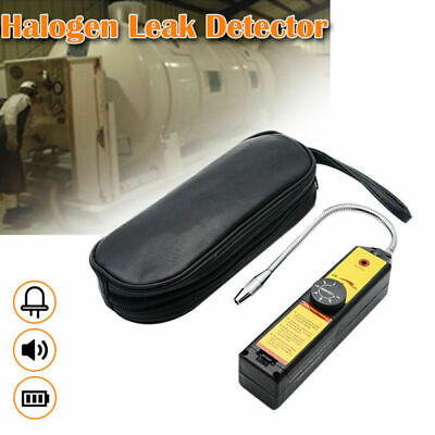 Halogen Leak Detector WJL-6000 Refrigerant Air HVAC Checker-R134a R410a R22a NEW