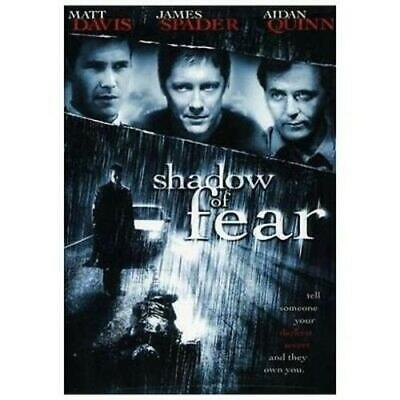 Shadow of Fear (DVD, 2004, Widescreen)