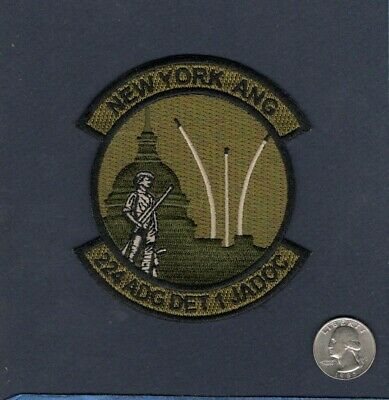 DET 2 69th RECON GROUP-SIGONELLA !!NEW! patch