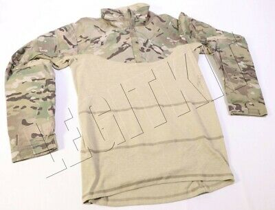 Wild Things Tactical Ballistic Combat Shirt Multicam MEDIUM (M) Prototype