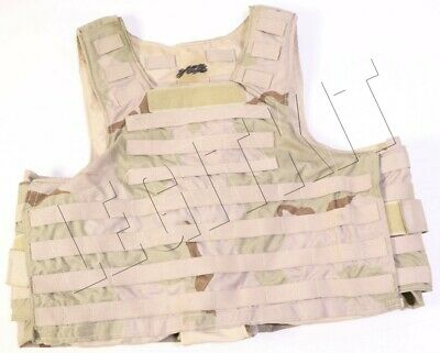 OLDSCHOOL Point Blank KDH Releasable Vest LARGE (L) Body Armor Carrier BALCS