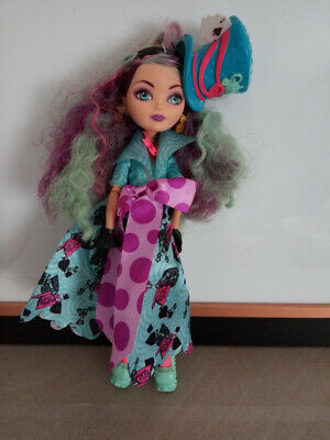 Ever After High Madeline Hatter in great condition