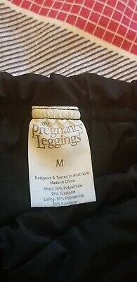 SRC Pregnancy Leggings / Tights - Size M as NEW