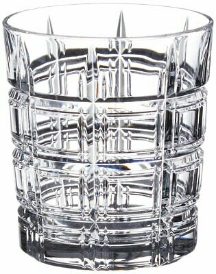 Marquis by Waterford Crosby Double Old Fashioned Set of 4 Clear 10 oz