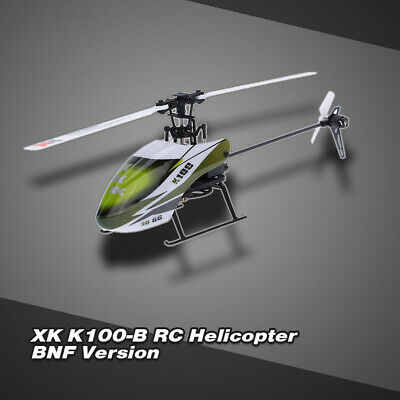 XK K100-B 6CH 3D 6G System Electric Kids RC Helicopter Drone Quadcopter Surprise