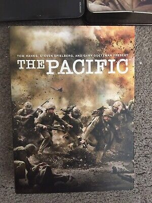The Pacific DVD (2010) Joseph Mazzello