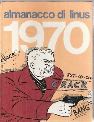 Almanacco by Linus 1970 Dick Tracy Chester Gould
