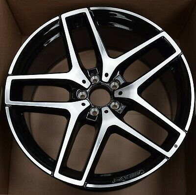 "Genuine Amg Mercedes Gle Coupe Class C292 21"" 10J Alloy Wheel A2924012900 7X23"