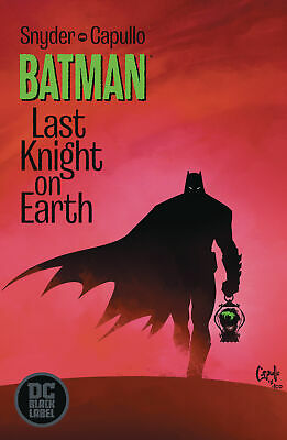 Batman Last Knight On Earth #1 [Mar190458] Dc Comics
