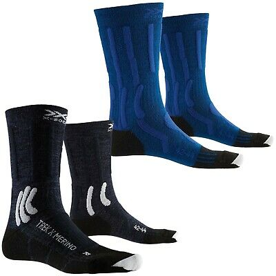 X-Socks Trek X Merino Trekkingsocken Unisex Outdoor Wandersocken Funktionssocken
