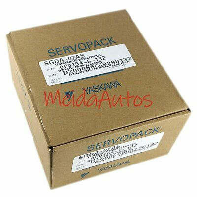New in box Yaskawa SGDA-02AS servo driver SGDA02AS One year warranty
