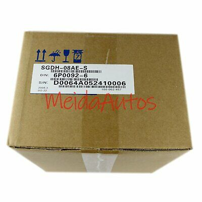 New in box Yaskawa SGDH-08AE-S AC servo driver SGDH08AES One year warranty