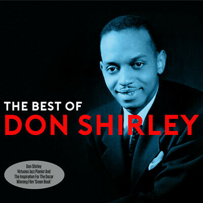 Don Shirley - The Best Of 2CD 2019 NEW/SEALED