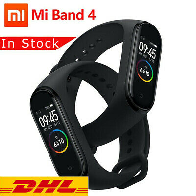 Xiaomi Mi Band 4 Smart Bracelet Heart Rate Fitness Sport Tracker AMOLED Screen