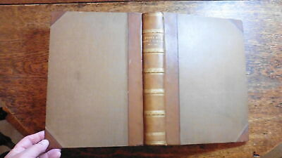 19THc ALBUM OF GEORGE POWNEY THOMSON HOG HUNTING IN INDIA BENGAL OLD MASTER