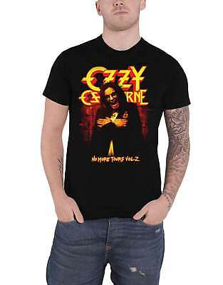 8947391f Ozzy Osbourne T Shirt No More Tours Vol 2 2018 Logo new Official Mens Black  Size