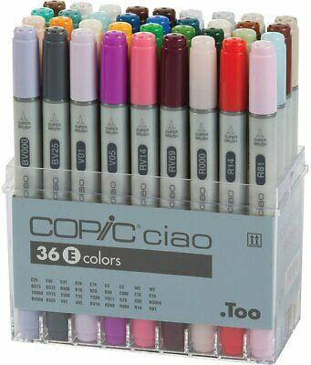 155973 Copic 22075365 Ciao Set E da 36 B004C44SRG ww ship