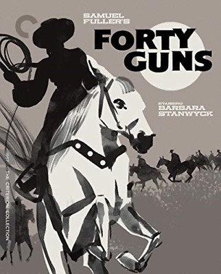 CRITERION COLLECTION: FORTY...-CRITERION COLLECTION: FORTY GUNS / (4 Blu-Ray NEW