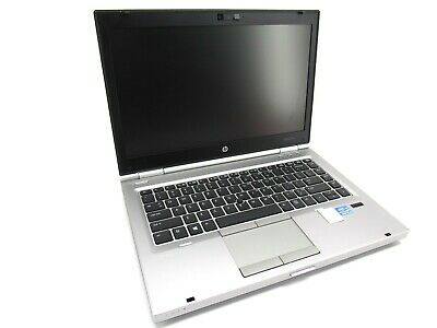 "HP EliteBook 8470p 14"" Intel Core i5-3320M 2.60GHz 4GB RAM 500GB HDD DVD-RW"
