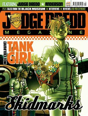 JUDGE DREDD - THE MEGAZINE - ISSUE 275 with SUPPLEMENT (2000AD) - NEW* 2008