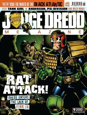 JUDGE DREDD - THE MEGAZINE - ISSUE 276 with SUPPLEMENT (2000AD) - NEW* 2008