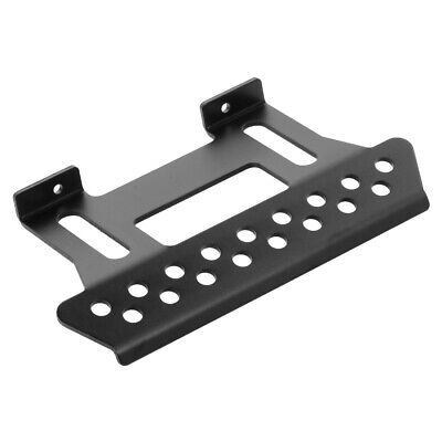 RC Car Metal Side Pedal Plate Side Step Sliders for 1//10 Scale Axial SCX10 P1N1