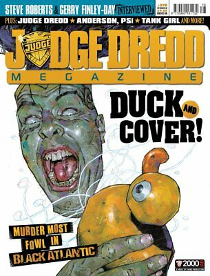 JUDGE DREDD - THE MEGAZINE - ISSUE 278 with SUPPLEMENT (2000AD) - NEW* 2008