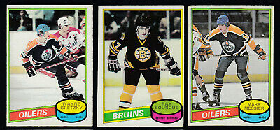 1980-81 O-Pee-Chee Hockey Card Full Set 396/396