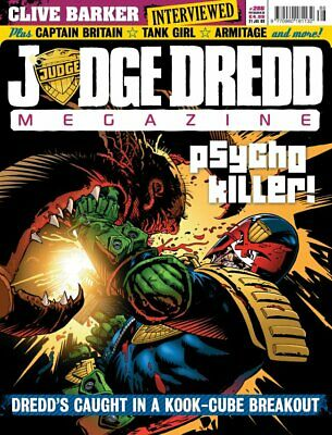 JUDGE DREDD - THE MEGAZINE - ISSUE 286 with SUPPLEMENT (2000AD) - NEW* 2009