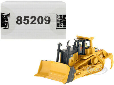 Cat Caterpillar D9T Track Type Tractor 1/87 (Ho) Scale By Diecast Masters 85209