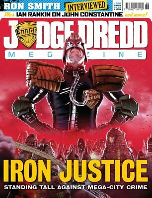 JUDGE DREDD - THE MEGAZINE - ISSUE 288 with SUPPLEMENT (2000AD) - NEW* 2009