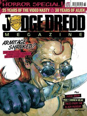 JUDGE DREDD - THE MEGAZINE - ISSUE 289 with SUPPLEMENT (2000AD) - NEW* 2009