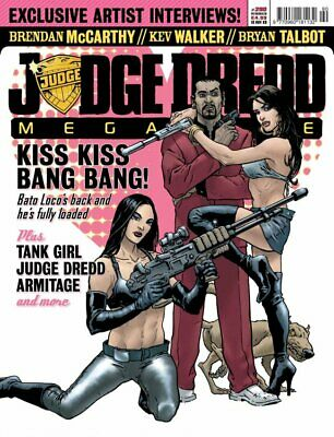 JUDGE DREDD - THE MEGAZINE - ISSUE 290 with SUPPLEMENT (2000AD) - NEW* 2009