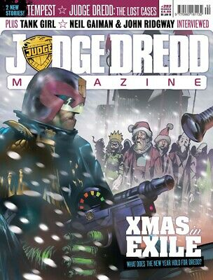 JUDGE DREDD - THE MEGAZINE - ISSUE 292 with SUPPLEMENT (2000AD) - NEW* 2010