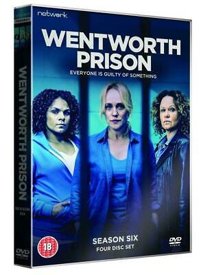 Wentworth Prison Season 6 DVD Brand New Sealed Fast & Free Post